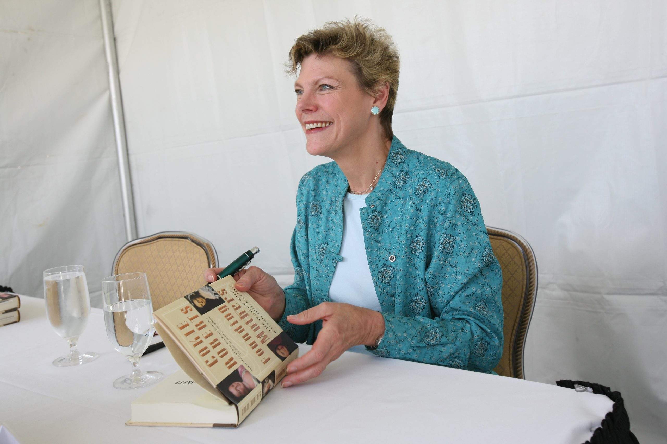 SVWC Mourns the Passing of Cokie Roberts